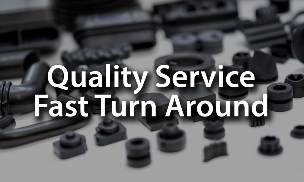 Quality Service, Fast Turn Around